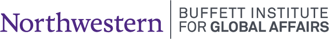 Buffett Institute, Northwestern University logo